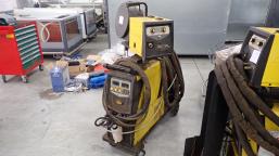 Półautomat spawalniczy MIG SPARTUS MIG 420H