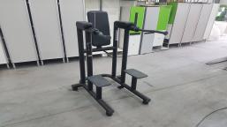 Stojak do ćwiczeń LEG RAISE/DIP - ELEMENT+ TECHNOGYM
