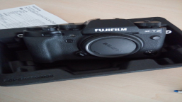 Set of photographic equipment (FUJI X-T2 camera + XF 18-55mm lens, FUJI XF 35 F1 4 R lens, stabilizer, SLIDER, head)