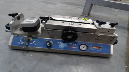 Blowing machine for fiber optic cables for FREMCO MINIFLOW 5 microtubes