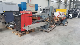 CNC plasma cutter STIGAL cnc cutting machines VX Standard