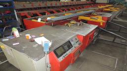 Maszyna do gięcia prętów zbrojeniowych O.M.E.S IMP TAGLIO SAG ALIM 114A
