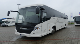 HIGER SCANIA TOURING HD