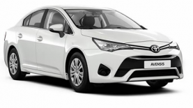 Toyota Avensis 1.8 Premium Executive Navi