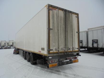 Refrigerator semi-trailer KOGEL S24-3