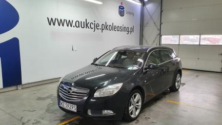 Opel Insignia Sports Tourer 2.0 CDTI Edition 4x4