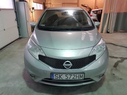 Nissan Note 1.2 Acenta EU6