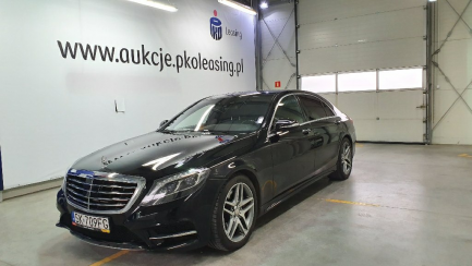 Mercedes-benz S 350 (BlueTEC) d 4-Matic L 7G-TRONIC