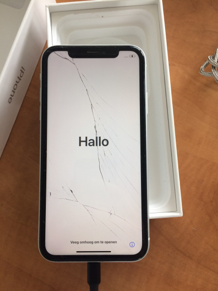 Apple iPhone XR 64GB Смартфон білий