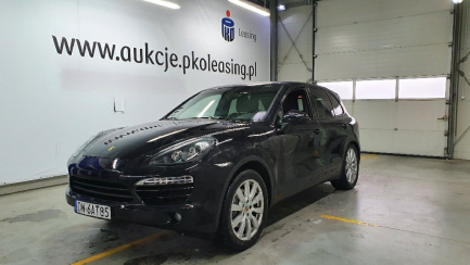Porsche Cayenne II DIESEL
