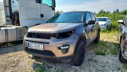LAND ROVER Discovery Sport  HSE Aut. TD4 2.0 MR`15