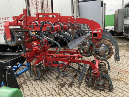 Tilling set with a double roller Unia MAX 4.5H