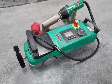 Welding machine Leister Variant T1 SN 1504083444 400V / 5700W