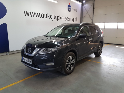 Nissan X-trail 2.0 dCi N-Connecta 4WD Xtronic