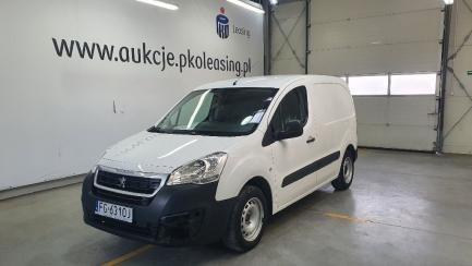 Peugeot Partner 1.6 BlueHDi Euro 6 1560ccm - 100HP 2,0t