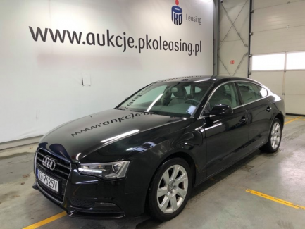 Wiosenne obniżki| Prowizja 0% Audi A5 Sportback 2.0 TFS