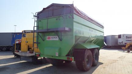 Technological trailer Agromet Pilmet Sp. z o.o. 25000 BIZON