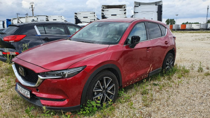 Mazda Cx-5 2.5 Skypassion AWD aut