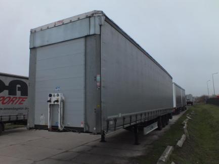 MEGA FLIGL SDS curtain semi-trailer