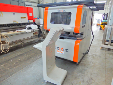 Corner cleaning machine CNC SCHTEC MAKINA SAN. VE TIC. A.S. CM-620
