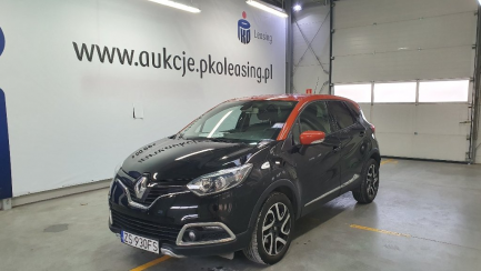 Renault Captur 1.2 Energy TCe Zen EDC EU6