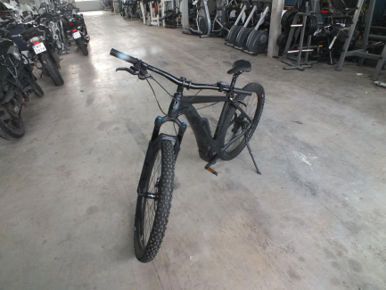 CUBE REACTION HYBRID HD 500 electric bike