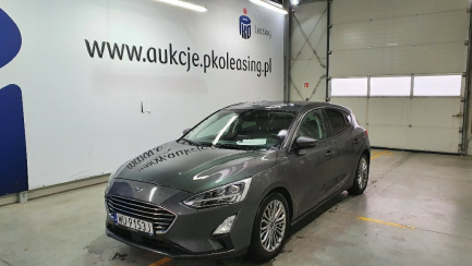 Ford Focus 1.0 EcoBoost Titanium Business