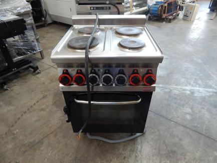 Sprzęt gastronomiczny (kuchenka elektryczna, frytkownica, zmywarka)