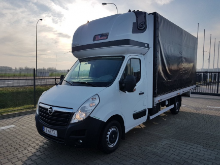 AUCTION OF THE DAY Opel Movano BiTurbo CDTI Euro 6 2299ccm - 170HP 3,5t