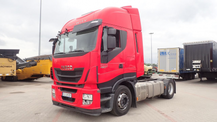Iveco AS440T/P Euro 6 11118ccm - 460HP 18/26t 13-16