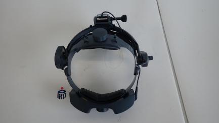 HEINE OMEGA 500 indirect ophthalmoscope