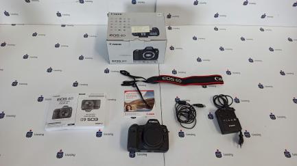 The CANON EOS 6D BODY camera