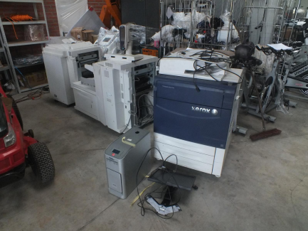 Xerox 770 DCP printer