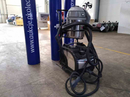 General Vapeur Easy steam vacuum car wash