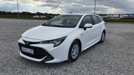 Toyota Corolla Combi 1.8 Hybrid GPF Active + LPG