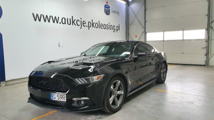 Ford Mustang Fastback 3.7 aut