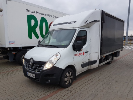 Renault Master dCi 170 Energy Euro 6 2299ccm - 170KM