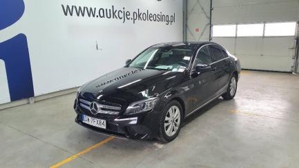 Mercedes-benz C220D 9G-TRONIC