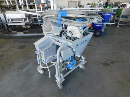 ZPUB KALETA 5 Kaleta 5S plastering machine