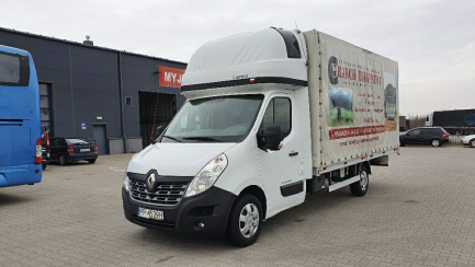 RENAULT/MRAUTO MASTER dCi 165 Energy Euro 5 2299ccm - 163HP 3,5t