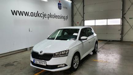 Skoda Fabia III Hatchback 1.0 Ambition + LPG