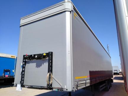 KOEGEL SN24 Curtain trailer