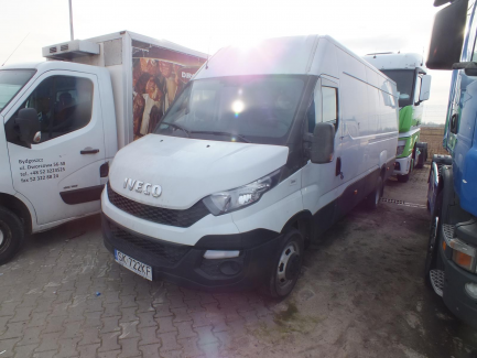 AUCTION OF THE DAY Iveco Daily 35C15 V L (19,6m3) Euro 5