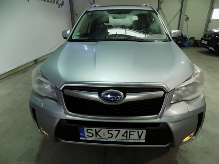 Subaru Forester 2.0XT Platinum Lineartronic