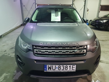 LAND ROVER Discovery 2.0 TD4 SE aut