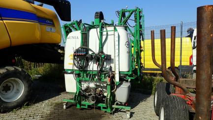 Tractor mounted sprayer Agromet Pilmet Sp z o.o. REX 1215