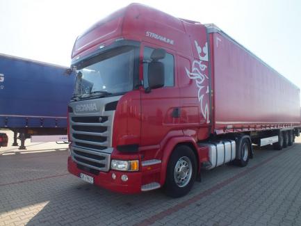 SCANIA R 450 Euro 6 12740ccm - 450HP 18/26t 14-18