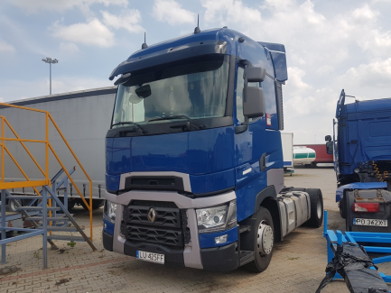 Renault T 480 T 4x2 High-Sleeper Euro 6