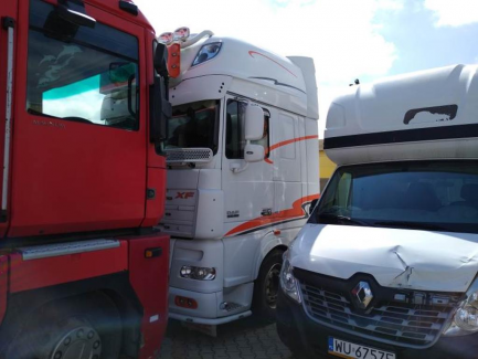AUCTION OF THE DAY DAF FT XF105.460 4x2 SuperSpaceCab Euro 5