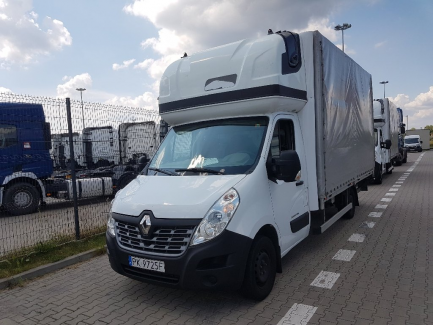Renault Master dCi 170 Energy Euro 6 2299ccm - 170KM 3,5t